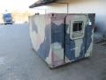 Aluminium Shelter