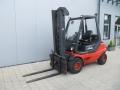 Dieselstapler Linde H30D, TRIPLEX