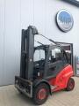 Dieselstapler Linde H50D-01, Bj. 2012, Triplex