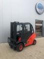 Dieselstapler Linde H30D Triplex, Bj. 2014