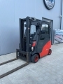 Dieselstapler Linde H18D-01, Triplex, Bj. 2014
