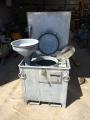 Sammelbehälter, Gefahrgutbehälter, Altölbehälter ASB 250