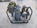 Tragkraftspritze TS 4/5 Feuerwehrpumpe (I)